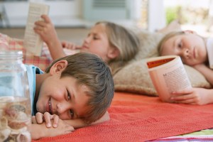 Fighting Focus - 6 Tips to Improve Focus in Your Kids