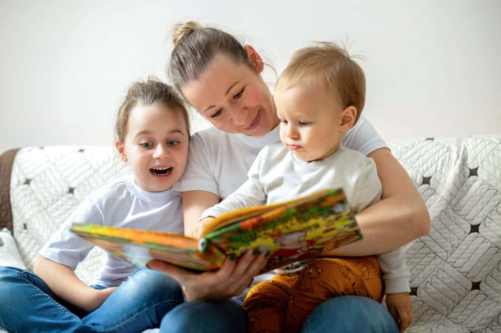 Why is reading important to children and how to start?