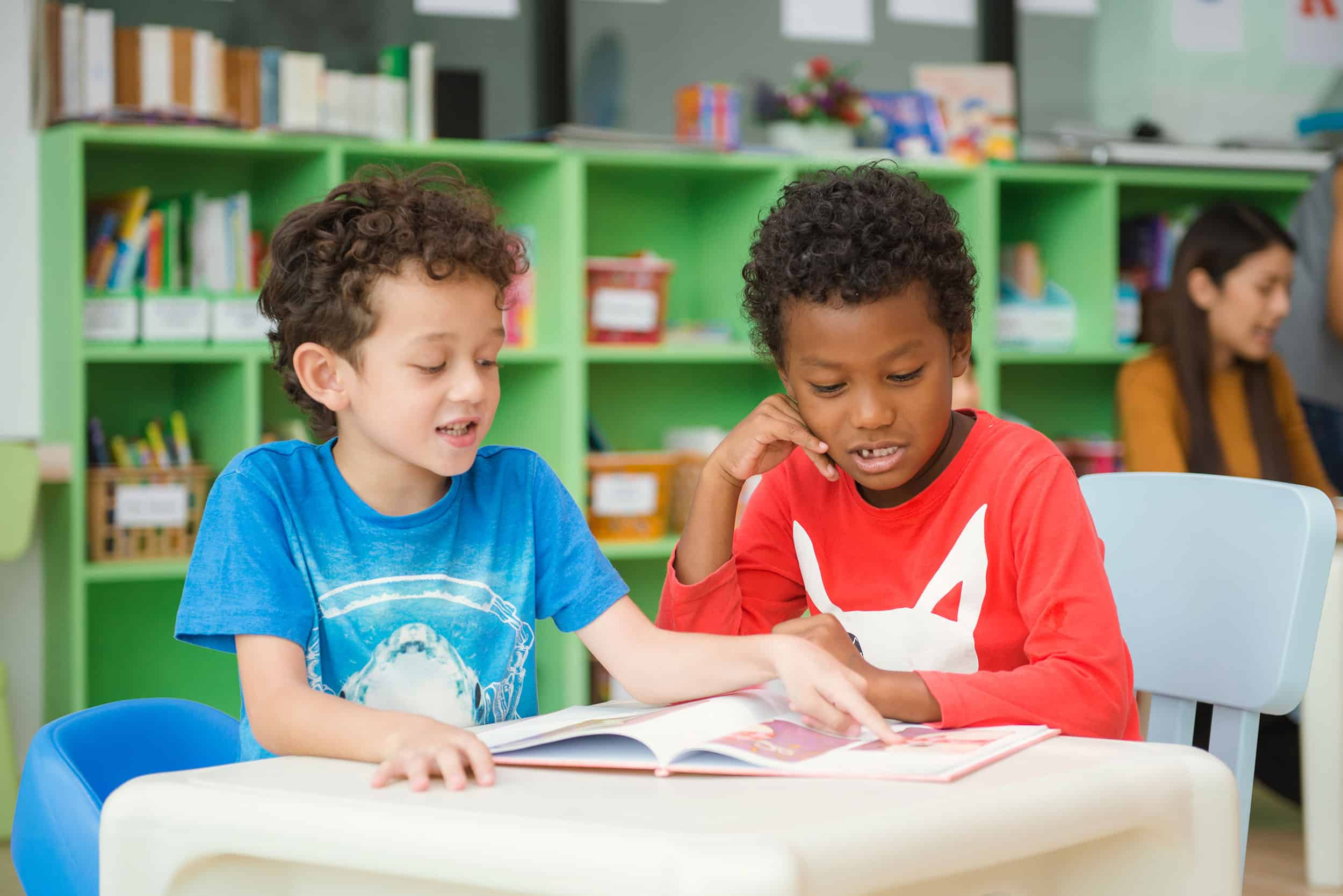 Reading Can Boost Your Children's Development
