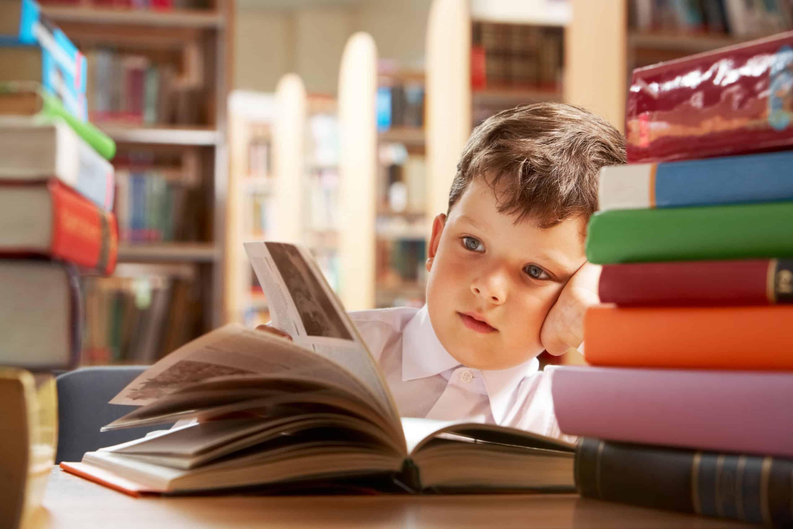 Struggling Reading