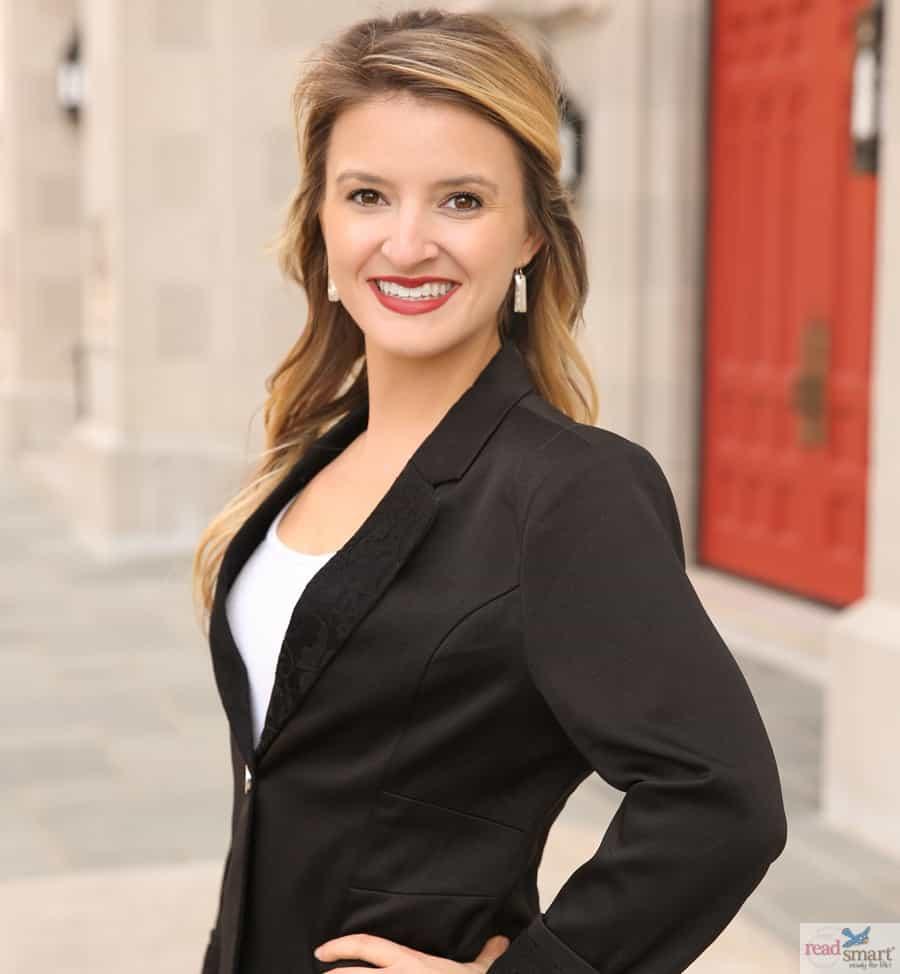 Ms. Sarah   Read Smart   Tulsa