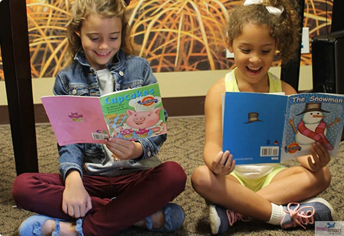 Strong Readers | Read Smart | Tulsa